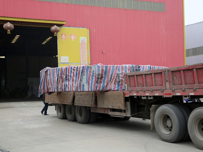 60吨亚东轮带发货