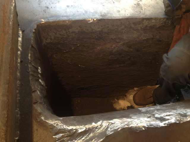 铜陵海螺轮带断裂修复
