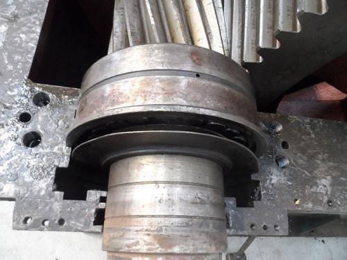 减速机齿轮修复安装