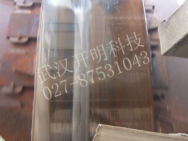 中国长城铝业水泥厂轮带修复